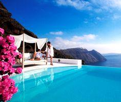 Fancy - San Antonio Hotel @ Thira, Greece