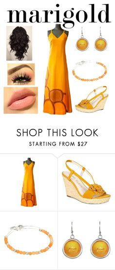 """""""Audrey"""" by acdaffue ❤ liked on Polyvore featuring Anne Klein and Alex and Ani"""