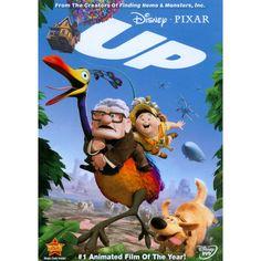 Up (DVD), Movies