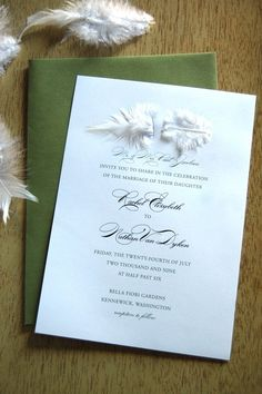 angelic invitation