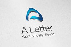 Letter A logo vector icon Templates Professional A letter logo for companies or personal use.- Two color version- The logo is 100 re by aykutfiliz Logo Design Template, Logo Templates, Graphic Design Typography, Logo Desing, Newsletter Design, Logo Design Inspiration, Design Ideas, Letter Logo, Creative Logo