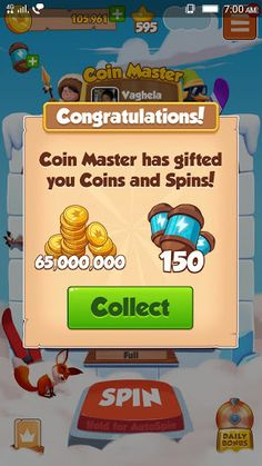 This article will help you get coin master free spins and coins. Coin master is one of the top-grossi. Daily Rewards, Free Rewards, Master App, Master Online, Free Gift Card Generator, Coin Master Hack, App Hack, Free Gift Cards, New Tricks