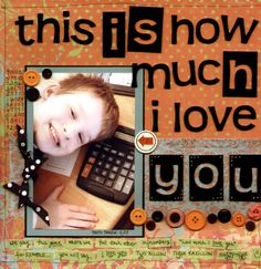 this is how much i love you