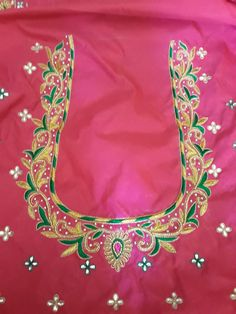 Ping on 7299852557 to book an appointment Cutwork Blouse Designs, Fancy Blouse Designs, Bridal Blouse Designs, Magam Work Designs, Hand Designs, Flower Designs, Traditional Blouse Designs, Peacock Embroidery Designs, Mirror Work Blouse Design