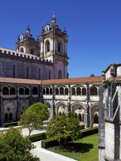 The Monastery, Alcobaca, UNESCO WHS, Portugal