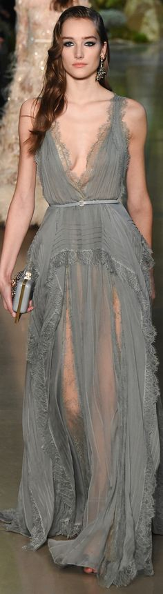 Elie Saab H COUTURE, 2015. For more follow www.pinterest.com/ninayay and stay positively #inspired
