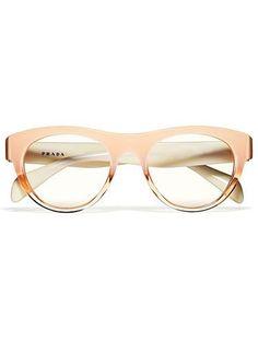 The Promotion: Soft Sell Cool Glasses, New Glasses, Cat Eye Glasses, Glasses Frames, Heart Glasses, Prada Eyeglasses, Fashion Eye Glasses, Four Eyes, Wearing Glasses
