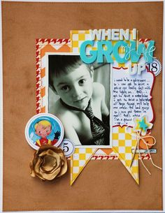 A Project by Leanne Allinson from our Scrapbooking Gallery originally submitted 10/27/11 at 04:23 AM