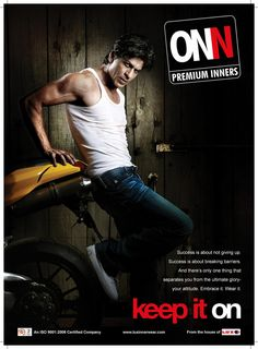 Shah Rukh Khan [ @iamsrk ] for #ONN