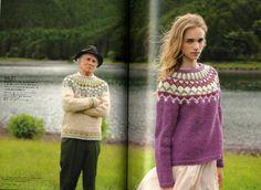 Iceland Lopi sweater