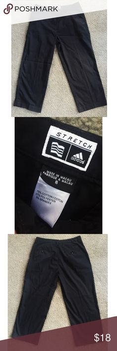 Adidas Pants 🔥 Comfy/stretchy black ADIDAS pants! ✨ adidas Pants