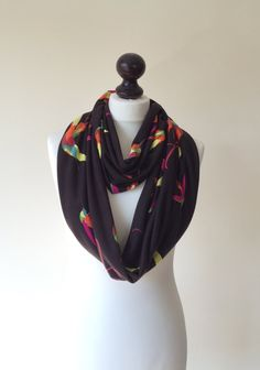 Hey, I found this really awesome Etsy listing at https://www.etsy.com/listing/210722074/neon-birds-hummingbirds-scarf-colorful