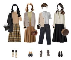 """1940's Working Girls"" by silentmoonchild ❤ liked on Polyvore featuring Louis Féraud, Isabel Marant, Dieppa Restrepo, Theory, Les Prairies de Paris, Monserat De Lucca, H&M, Bobbi Brown Cosmetics, Kenzo and T By Alexander Wang"