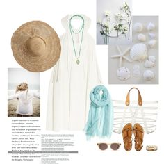 """Seaside story"" by ansev on Polyvore"