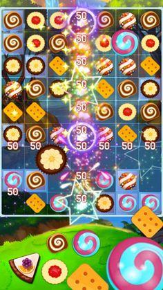 https://itunes.apple.com/us/app/cookie-star/id1173130915 #cookie #candy #cookiecrush #bakerypuzzle #crunch #cookiesmash #cookiestar #cookieblast #cakejam #deliciouscooking 3