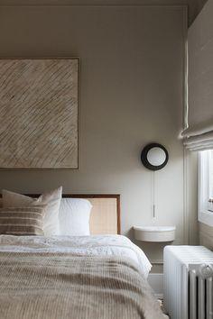 Knock Down Wall, Master Bedroom, Bedroom Decor, Dream Bedroom, Bedroom Ideas, Deco Addict, New Kitchen Designs, Scandinavian Bedroom, Elegant Dining