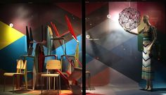 Chairs and armchairs in retail | store | interior | design