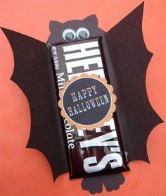 Home Confetti: Classroom Halloween Treats