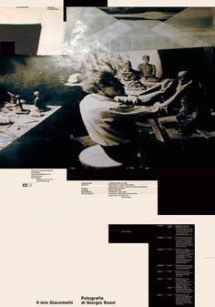 """Human Design, """"Il mio Giacometti"""", fotografie di Giorgio Soavi"""