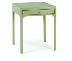 "LIZZY NIGHT STAND | Dimensions 27""H X 22""W X 18""D 