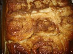 Mennonite Girls Can Cook: Cinnamon Buns - See comment re: 1c whipping cream & 1c brown sugar for sticky buns