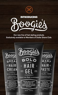 Shaved with dr boogie