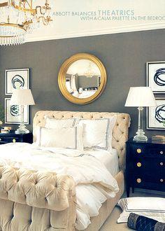 wall color/bedroom