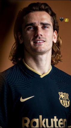 Antoine Griezmann, Fc Barcelona, Cool, Crushes, Soccer, Sports, Hair, Hs Sports, Football