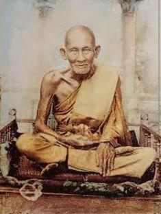 หลวงปู่ศุข วัดคลองมะขามเฒ่าผู้เป็นพระอาจารย์ของกรมหลวงชุมพรเขตอุดมศักดิ์ Buddha Doodle, Buddha Zen, Thai Monk, Theravada Buddhism, Thai Art, Buddhist Art, Picture Design, Ancient Art, Art History