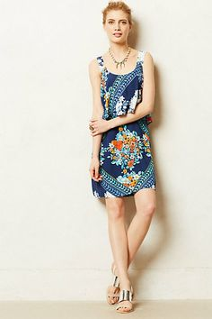 Culture Crush  - Tisana Dress Anthropologie