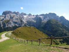 The Dolomites of northern Italy are considered to be among the most scenic mountains in the world.  Whether you enjoy skiing in the winter, or hiking and biking during the summer the Dolomites have it all.