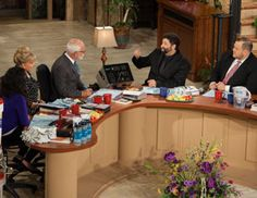 Pastor Jim & Lori Bakker welcome Rabbi Jonathan Cahn as he shares the days of the watchman on Day 2