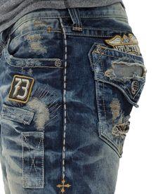 Affliction Black Premium Blake Jean - Men's Jeans | Buckle