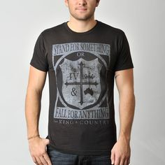for KING & COUNTRY - Stand Or Fall T-Shirt