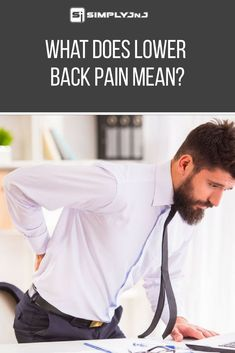 In our latest article, we cover what lower back pain means, why it's happening to you and ways to get some relief from it. Lower Back Pain Stretches, Lower Back Pain Causes, Back Pain Exercises, Neck And Back Pain, Sciatic Pain, Sciatica, Lower Back Ache, Massage Pressure Points, Low Back Pain Relief