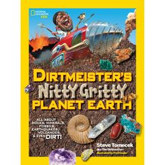 Dirtmeister's Nitty Gritty Planet Earth | National Geographic Store