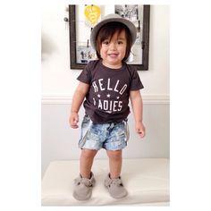 Helllooo Ladddiies! #kidsfashion #freshlypickedmoccs