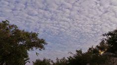 Desde las Islas Canarias  ..Fotografias  : Mirando al cielo.. Nube....Gran Canaria