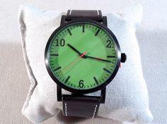 Kenwood Watch: Green