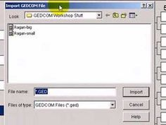 Genealogy - Working with GEDCOM Files Made Easy - Part 2