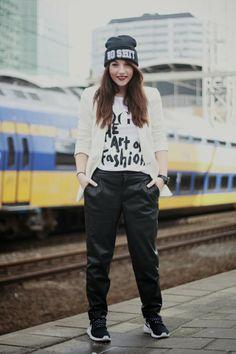 Outfit | A Girl On Kicks