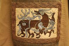 Viking Apron Kleid von Nyfrid auf Etsy