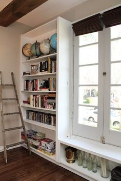 Library Ladders In the Home