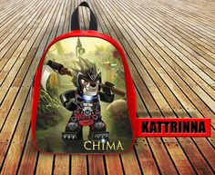 Shadowind Legent Of Chima Design for School Bag Backpack for Children Small size Middle size Large size