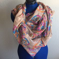 Pretty scarf Soft and versatile Accessories Scarves & Wraps