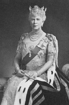 Queen Mary (1867-1953) | Royal Collection Trust