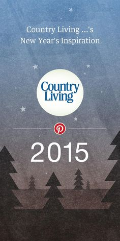 Watch to see what's trending for Country Living Magazine this year!