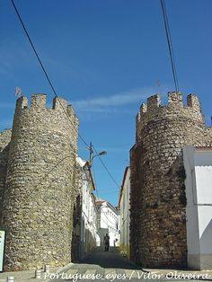 Muralhas de Borba - Portugal by Portuguese_eyes, via Flickr
