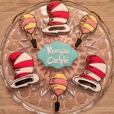 Dr. Seuss cookies!