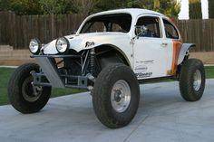 Krezer's baja bug from Desert Rides
